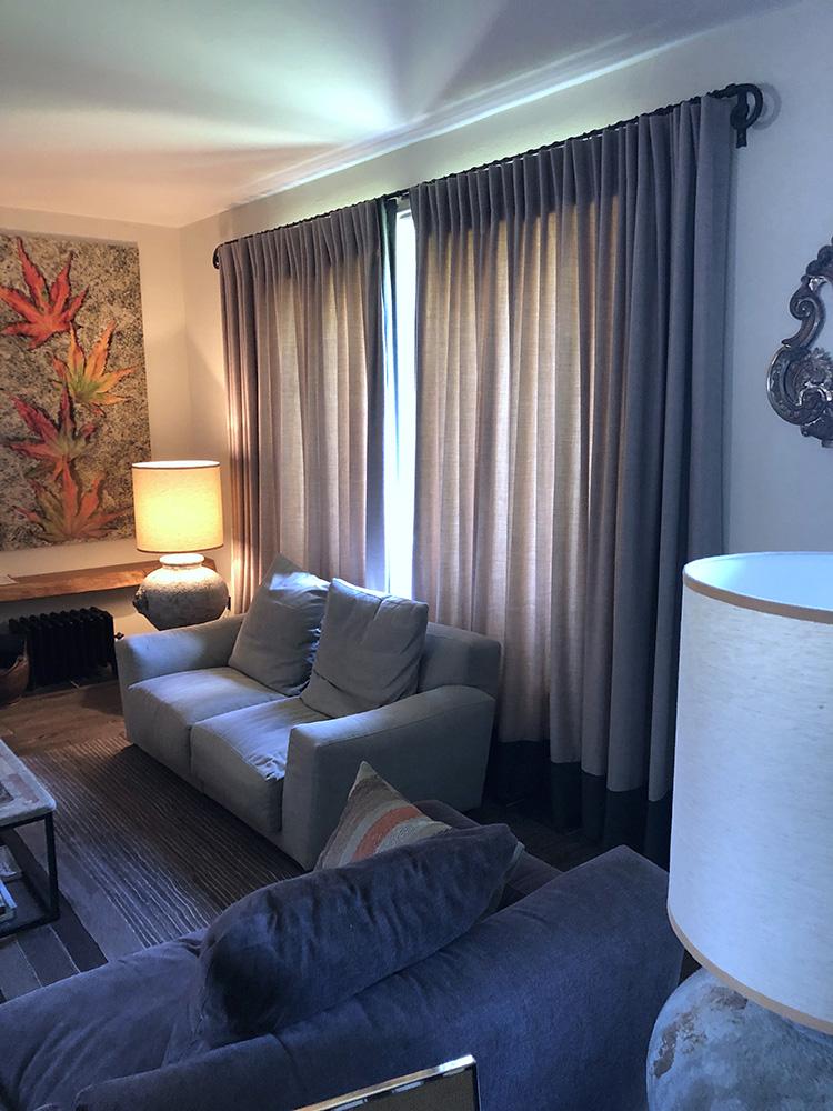 Curtains; Curtain design; Handmade curtains; Bespoke curtains