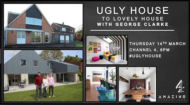 Ugly House to Lovely Home